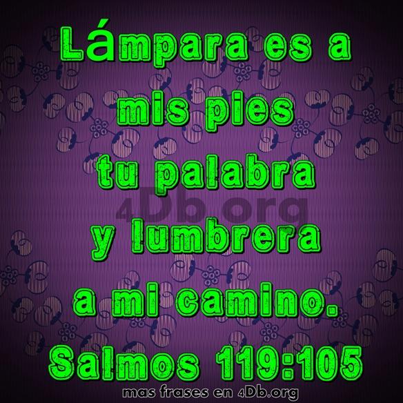 Versiculos Diarios De La Biblia 19 1024x1024 L  Mpara Es A Mis Pies